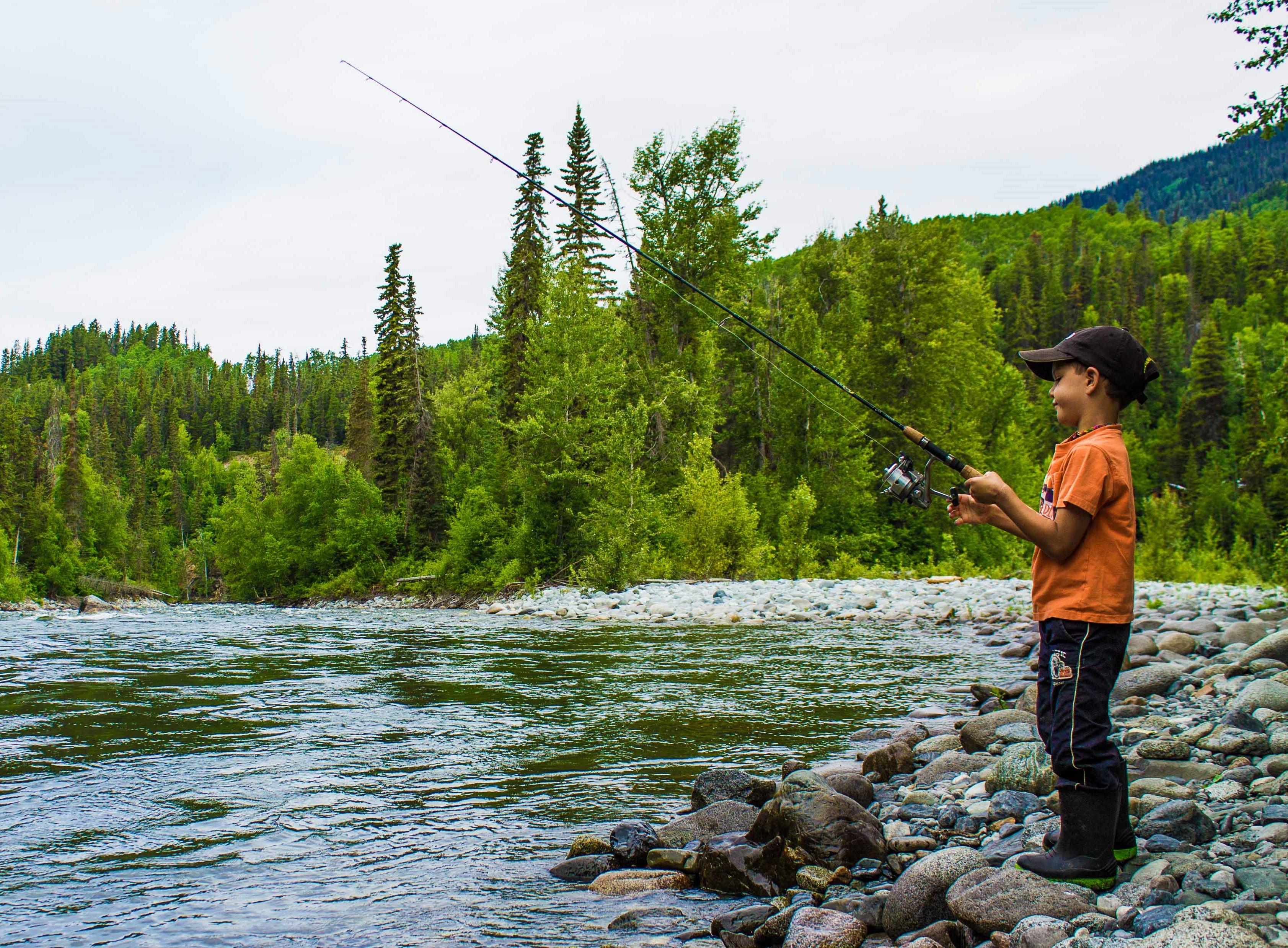 Fischen ist bei jungen im trend sfvz for Was ist im trend